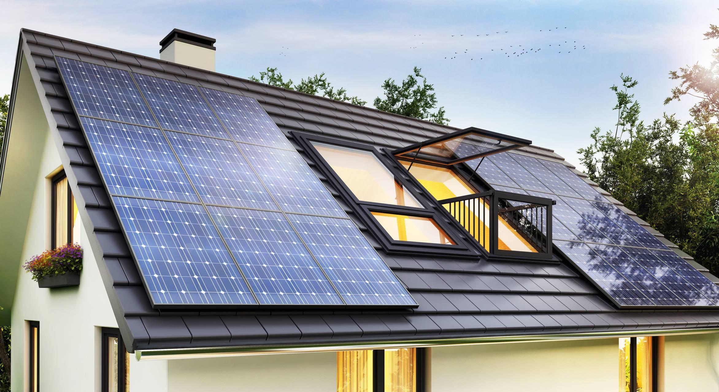 installation solaire domestique