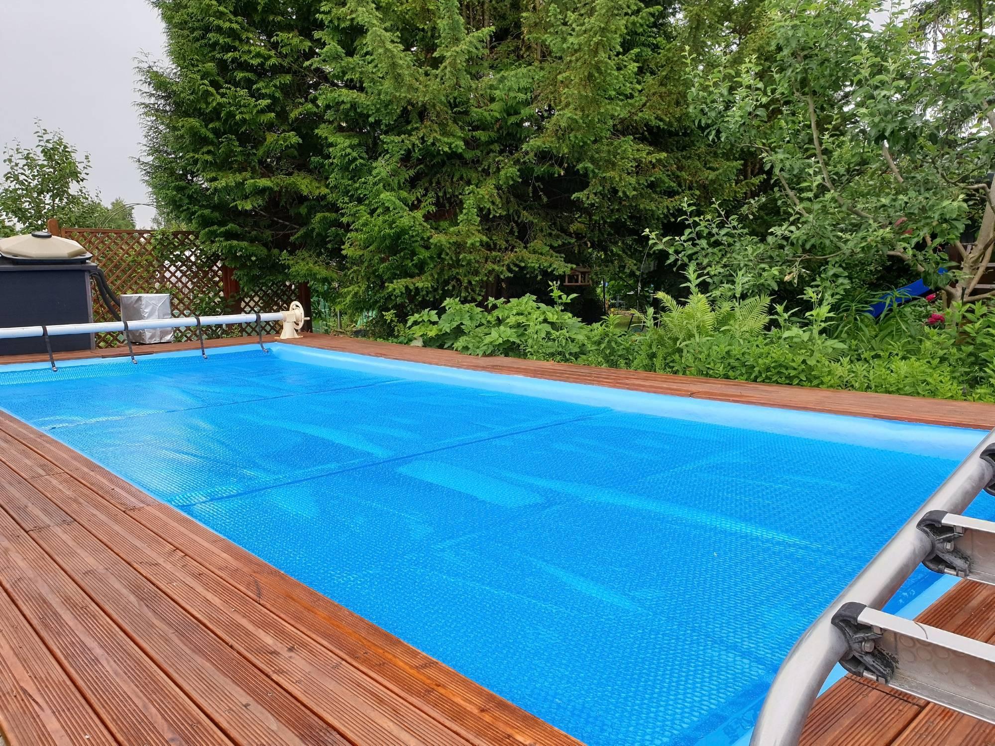 piscine, faible consommation énergétique